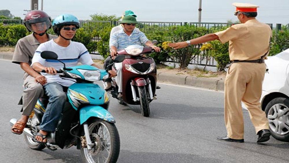 Phó Chánh Thanh tra Sở Giao thông-Vận tải tỉnh An Giang bị kỷ luật vì xin bỏ qua xe vi phạm